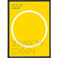 House by John Lewis Aluminium Photo Frame, 12 x 16 (30 x 40cm)