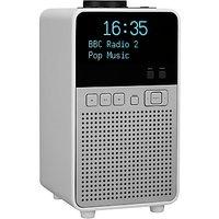 John Lewis Astro DAB+/FM Digital Radio with Bluetooth, NFC & LCD Display