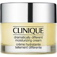 Clinique Dramatically Different Moisturising Cream, 50ml