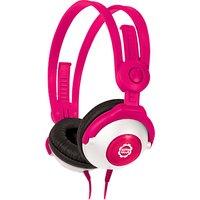 Kidz Gear Volume Limiting On-Ear Headphones For Children