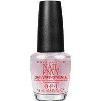 OPI Dry & Brittle Nail Envy Nail Strengthener, 15ml