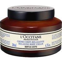 LOccitane Aromachologie Relaxing Body Cream, 250ml
