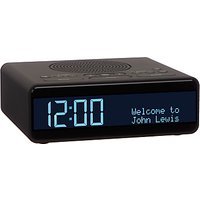 John Lewis Spectrum Clock Radio