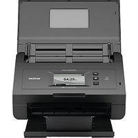 Brother ADS-2600we Scanner with Wi-Fi, Automatic Document Feeder & 3.6 Touch Display