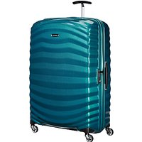 Samsonite Lite-Shock Spinner 4-Wheel 82cm Suitcase