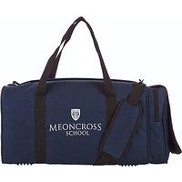 Meoncross School Junior Holdall, Navy