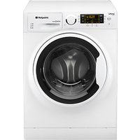 Hotpoint RPD10657J Ultima S-Line Freestanding Washing Machine, 10kg Load, A+++ Energy Rating, 1600rpm Spin, White