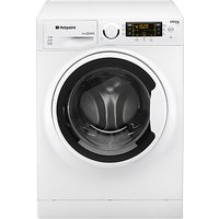 Hotpoint RPD8457J Ultima S-Line Freestanding Washing Machine, 8kg Load, A+++ Energy Rating, 1400rpm Spin, White