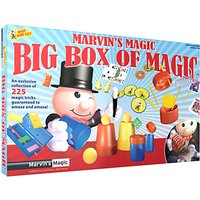 Marvins Magic Big Box Of Magic, 225 Tricks, Assorted