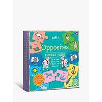 Eeboo Opposites Puzzle Pairs