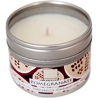 Cole & Co Pomegranate Scented Candle Tin