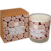 Cole & Co Pomegranate Scented Candle