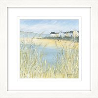 Diane Demirci - Beach Grasses II Framed Print, 57 x 57cm