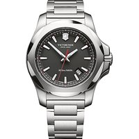 Victorinox Mens I.N.O.X Date Bracelet Strap Watch