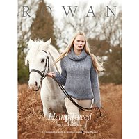 Rowan Hemp Tweed by Lisa Richardson Knitting Book ZB180