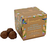 Holdsworth Truly Scrumptious Salted Caramel Truffles, 100g