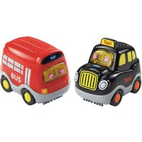 VTech Toot-Toot Drivers Bus & Taxi Duo Pack