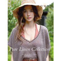 Rowan Pure Linen Collection by Lisa Richardson Knitting Pattern Book