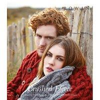 Rowan Brushed Fleece by Martin Storey Knitting Pattern Book