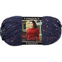 King Cole Chunky Tweed Yarn, 100g