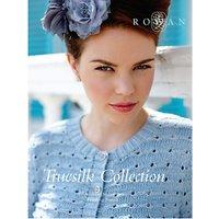 Rowan Truesilk Collection by Martin Storey Knitting Pattern Book