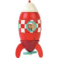 Janod Magnet Rocket Toy