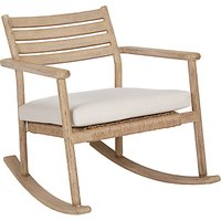John Lewis Croft Collection Islay Garden Rocking Chair