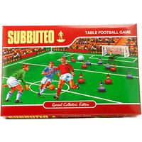 Subbuteo Retro Table Football Game
