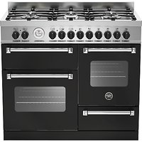 Bertazzoni MAS1006MFET Electric Dual Fuel Cooker