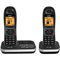 BT 7610 Digital Cordless Phone with Nuisance Call Blocker & Answering Machine, Twin DECT