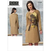 Vogue Women's Koos Couture Dress Sewing Pattern, 1459