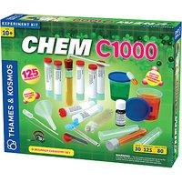 Thames & Kosmos CHEM C1000 Chemistry Set
