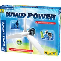 Thames & Kosmos Wind Power Science Kit