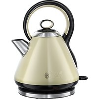 Russell Hobbs Legacy Electric Kettle, Cream