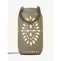 John Lewis Leon Ceramic Lantern