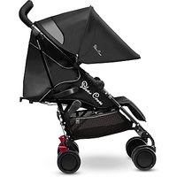 Silver Cross Pop Exclusive Stroller, Black Links