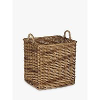 Croft Collection Wicker Log Basket