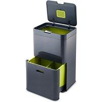 Joseph Joseph Intelligent Waste Totem Recycling Separation Unit, 48L