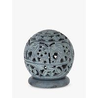 John Lewis Fusion Elephant Stone Tealight Holder