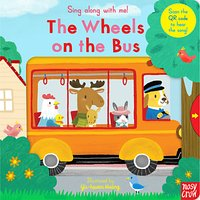 Sing Along With Me! The Wheels On The Bus Childrens Book