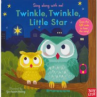 Sing Along With Me! Twinkle, Twinkle, Little Star Book