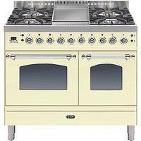 ILVE PDN100FMP Milano Freestanding Dual Fuel Range Cooker