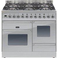 ILVE Roma 100XG Dual Fuel Freestanding Range Cooker