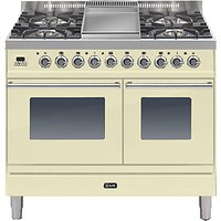 ILVE Roma Dual Fuel Freestanding Range Cooker