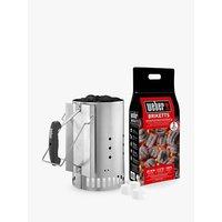 Weber® Chimney Starter Set