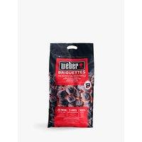 Weber BBQ Briquettes, 8kg