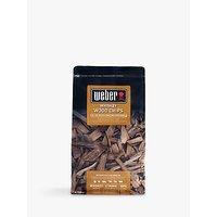 Weber BBQ Whiskey Oak Wood Chips