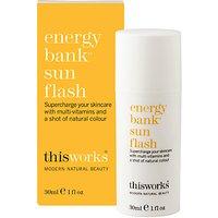 This Works Energy Bank Sun Flash, 30ml