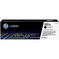 HP 201A Toner Cartridge, Black