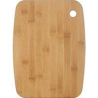 John Lewis Bamboo Board, L30 x W23cm